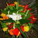 photo de fleurs coupées