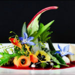 photo fleurs comestibles